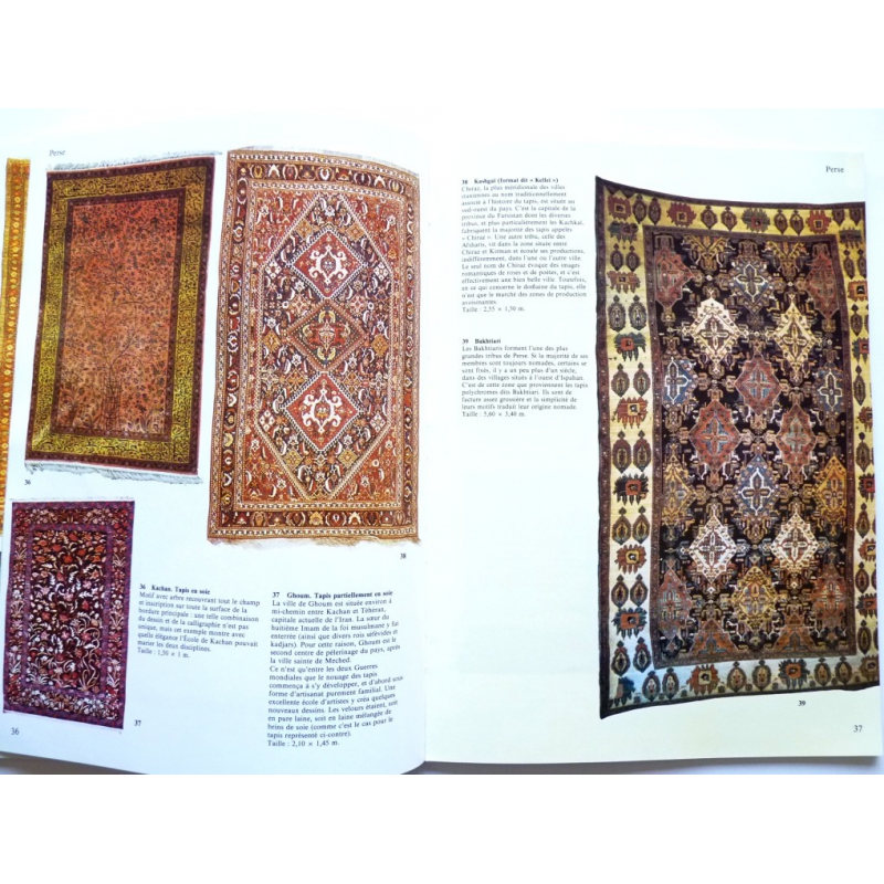Les plus beaux tapis d 39 orient de stanley reed robert laffont Beaux tapis contemporains