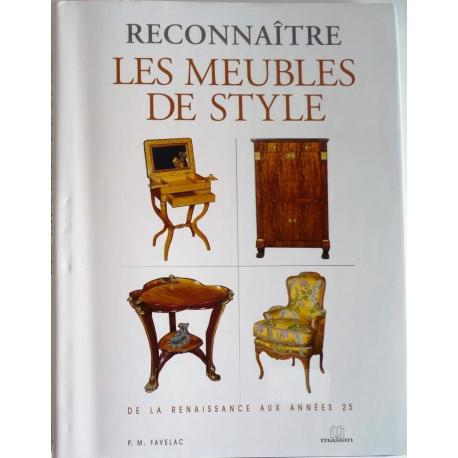 reconna tre les meubles de style ch massin. Black Bedroom Furniture Sets. Home Design Ideas