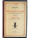 Manuel des études grecques et latines, fascicule 5