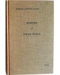 Manuel du vieux slave