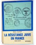 La résistance juive en France (1940-1944)