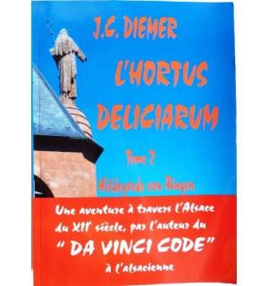 L'Hortus Deliciarum Tome 2 Hildegarde Von Bingen